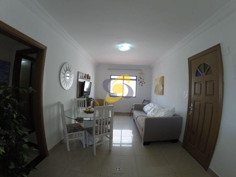 Apartamento Mobiliado,  2 quartos ( sendo 1 suíte )