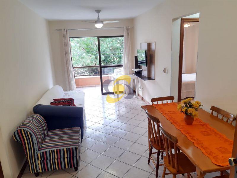 Apartamento Quadra Mar para Temporada com 2 Dormitórios!  Em Meia Praia - Itapema