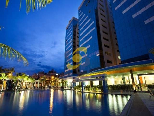 Apartamento de luxo com 4 suítes à venda com 5.000 m² de Lazer Frente Mar! Apartamentos de luxo em Itapema