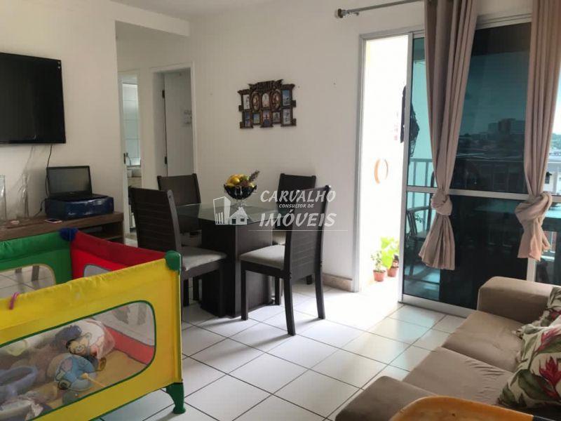 Excelente apartamento à venda em Buraquinho