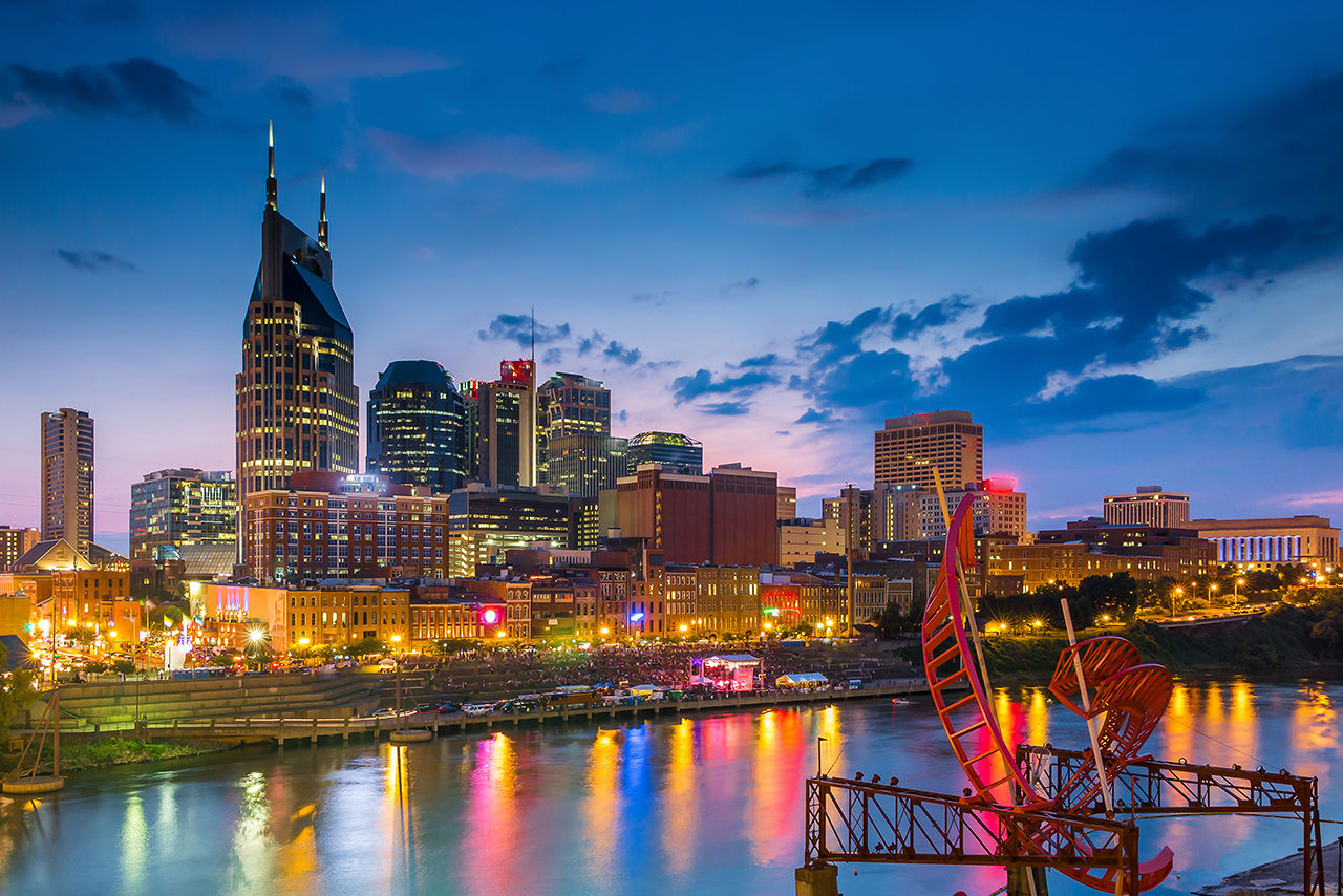 City - Nashville TN