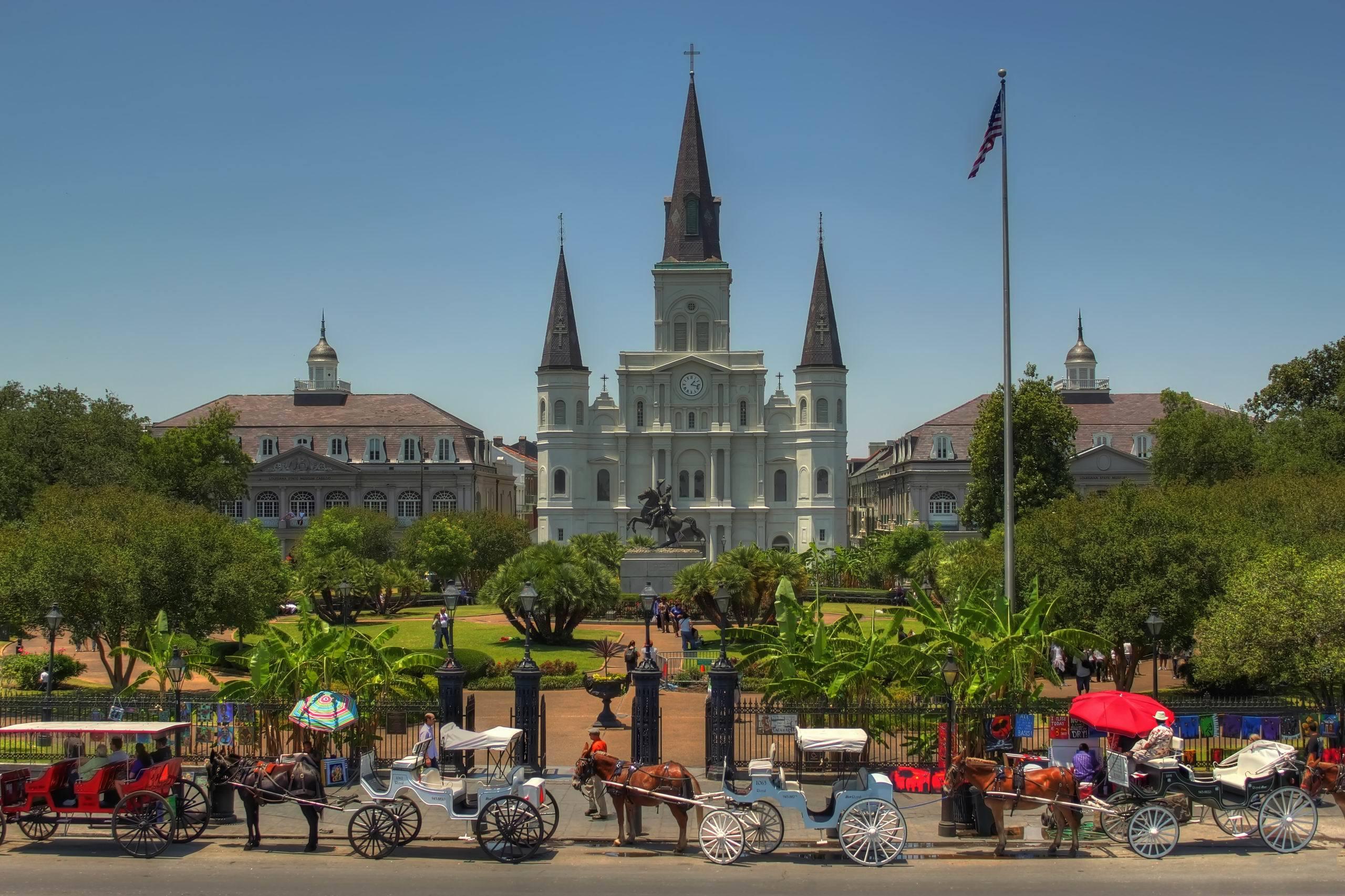 City - New Orleans LA
