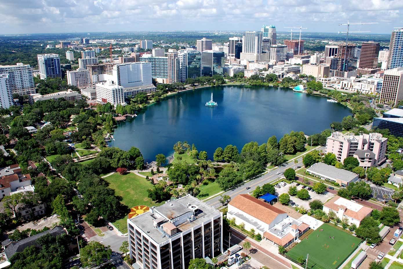 City - Orlando FL