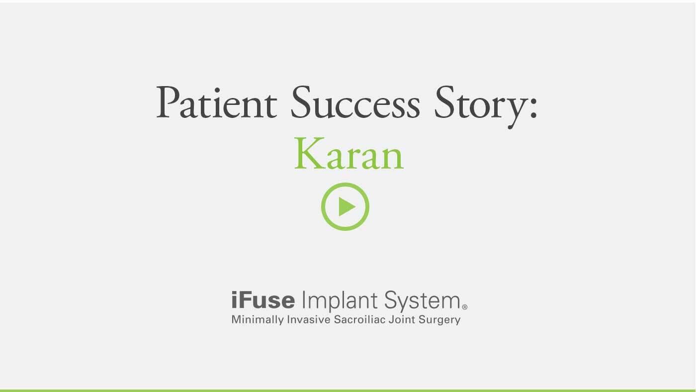 Patient - Karan Video Thumb