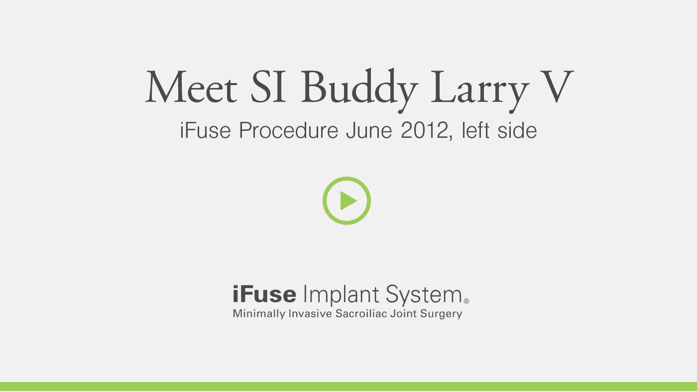 SI Buddy Larry V video