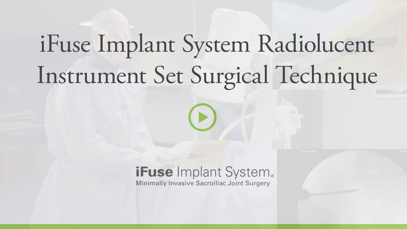 Video Card - Full Width - Radiolucent Instrument Video