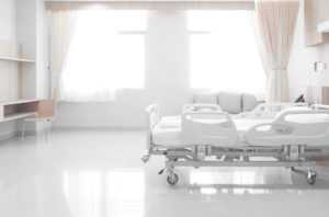 Featured Hospital Room