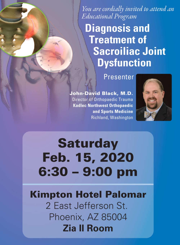 Jan 15 2020 EVENT Dr Black INVITE Phone
