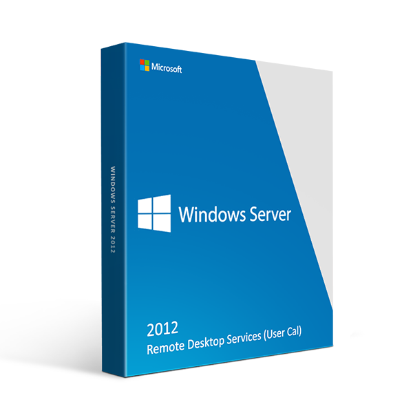 Windows Server 2012 Remote Desktop Services (User Cal)