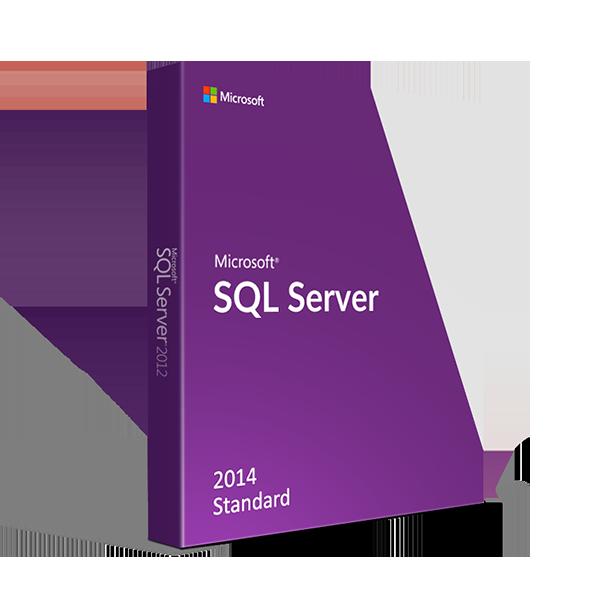 SQL Server 2014 Standard buy online