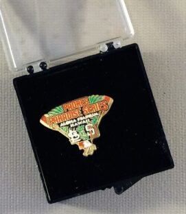 San Diego Padres Paradise Series Commemorative Pin