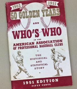 American Association 50th Anniversary Book