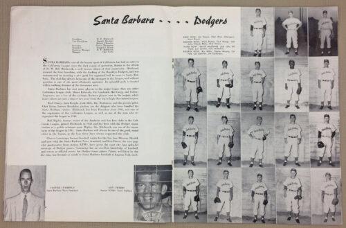 Santa Barbara dodgers