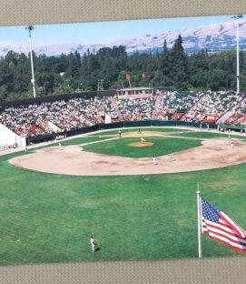 San Jose Municipal Stadium Postcard