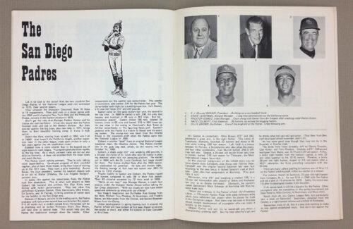 San Diego Padres 1971