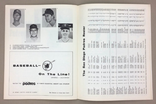 San Diego Padres 1971 Roster