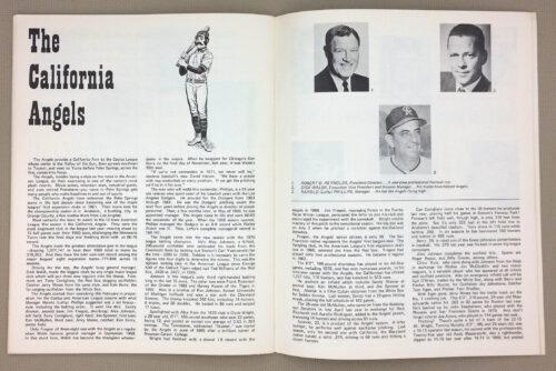 California Angels 1971