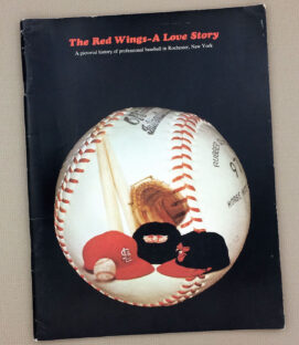 Rochester Red Wings 1969 Yearbook