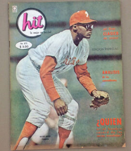 Hit Beisbol Magazine October 1964 Issue
