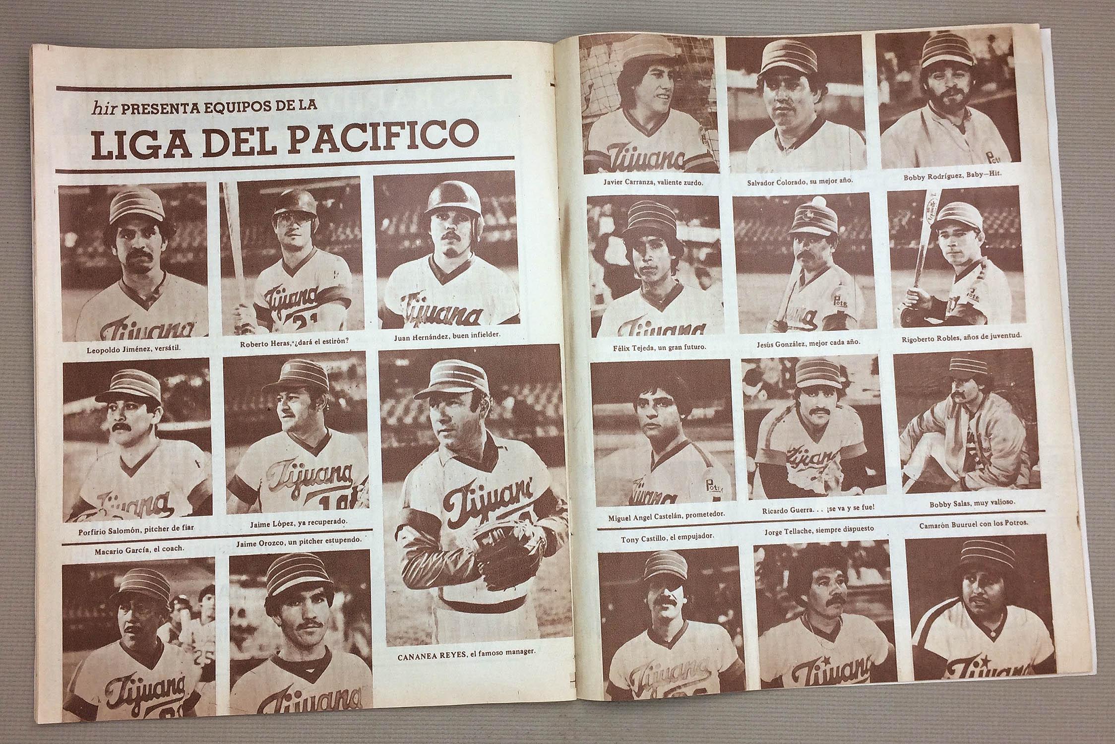 1983 Tijuana Potros