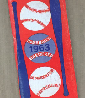 The Sportsman's Guide to Major League Baseball