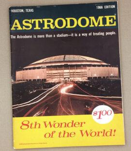 1966 Houston Astrodome Guide
