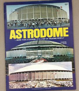 1977 Houston Astrodome Guide