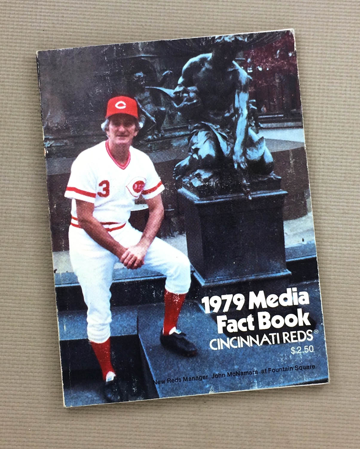 Cincinnati Reds 1979 Fact Book