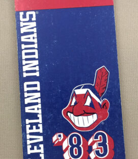 Cleveland Indians 1983 Media Guide