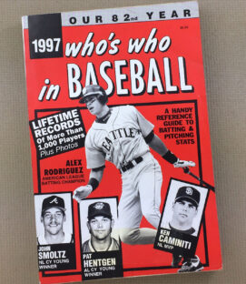 Who's Who In Baseball 1997