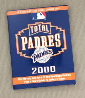 2000 Total Padres Guide