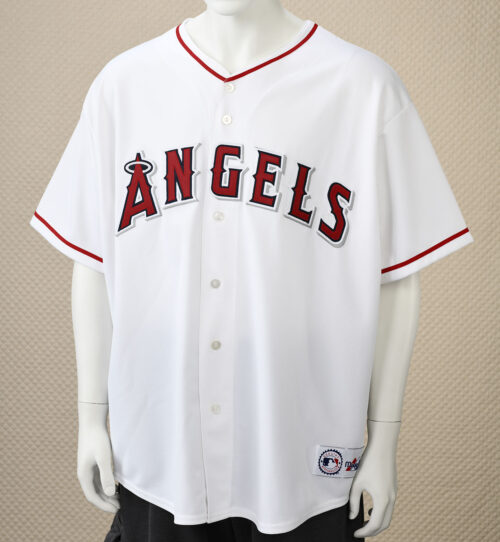 Los Angeles Angels White Jersey