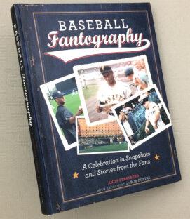 Baseball Fantography Book