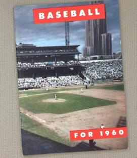Baseball for 1960 Spalding MacGregor Guide