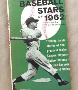 Baseball Stars of 1962 Guide
