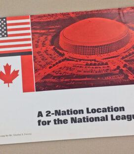 Buffalo New York Presentation to Major League Baseball