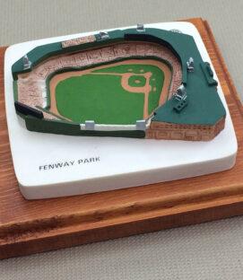Fenway Park Mini Replica Ballpark