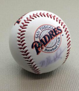 San Diego Padres Mark Kotsay Autographed Ball