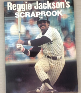 Reggie Jackson's MLB Scrap Book