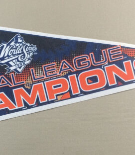 San Diego Padres 1998 NL Champions Pennant