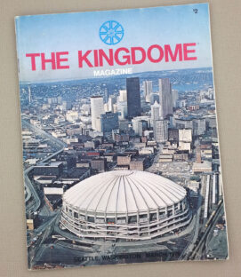 The Kingdome Magazine 1976