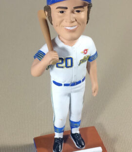 Gorman Thomas Seattle Pilots Bobblehead