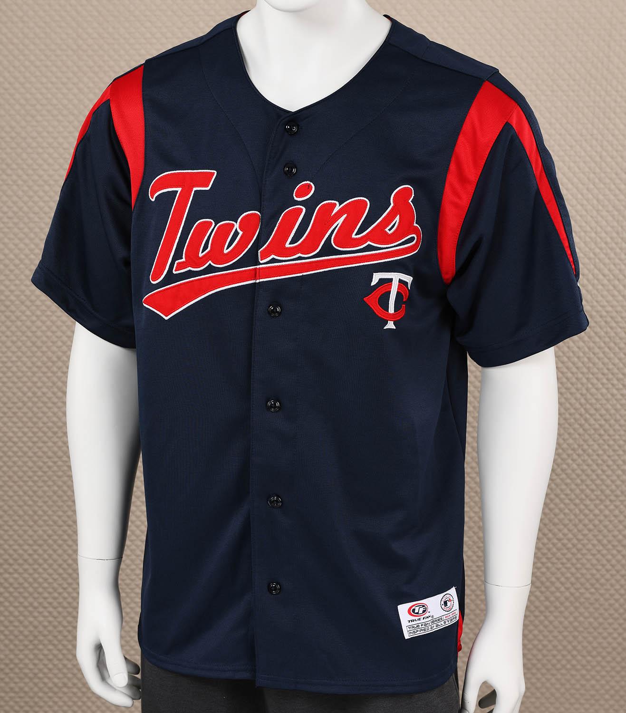 Minnesota Twins Blue Jersey