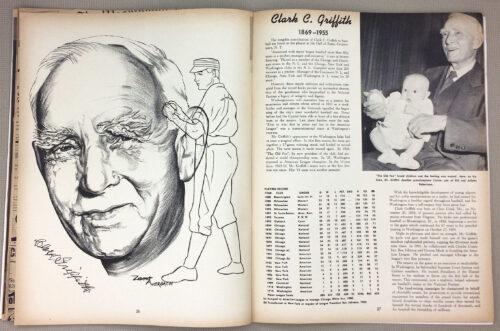 Washington Nationals Clark Griffith