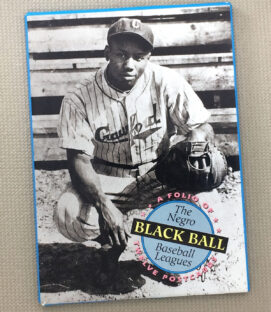 The Negro Leagues Book of Postcards