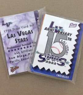 Las Vegas Stars 1997-98 Card Sets
