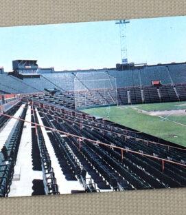 San Francisco Seals Stadium Color Postcard