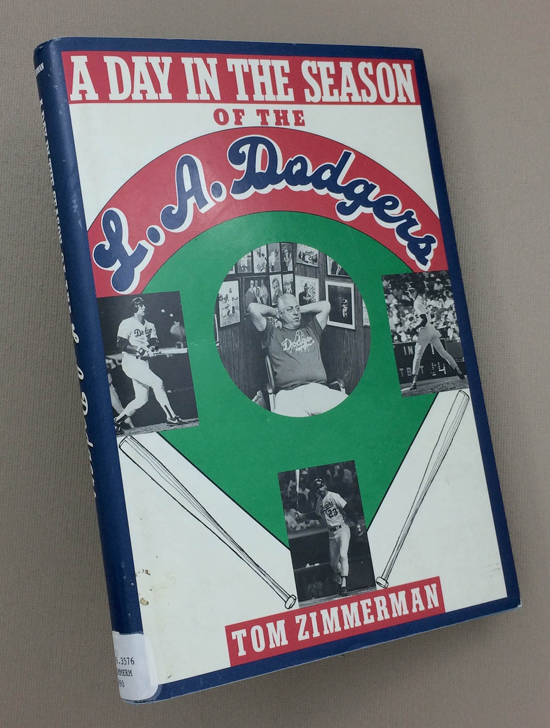 A Day In The Season of the LA Dodgers