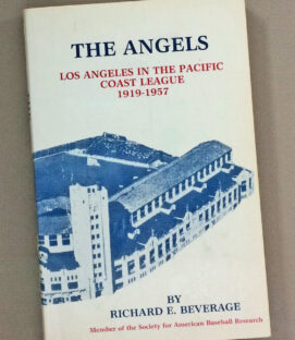 Angels Los Angeles Pacific Coast League