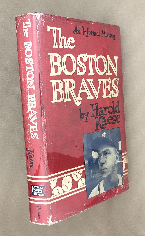 Boston Braves Harold Kaese 1948